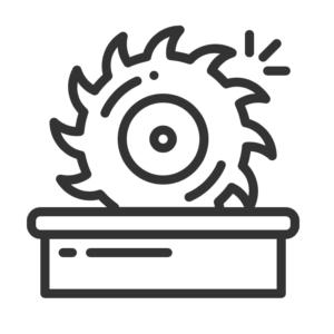 Логотип распила